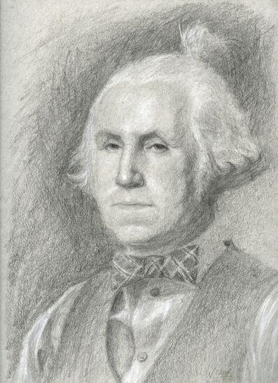 Nathan Loda, 'George Washington 1', 2016