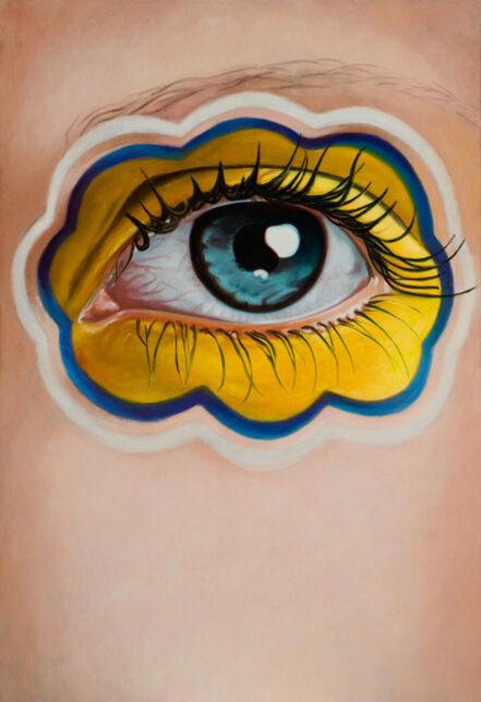 Richard Phillips, 'Eye Flower', 1997