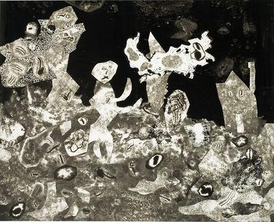 Jean Dubuffet, ' La fermière (The Farmer's Wife)', ca. 1955