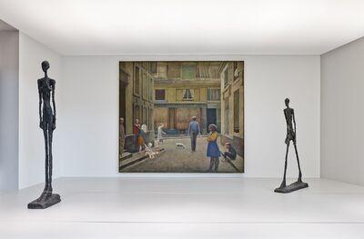 'Installation view, Fondation Beyeler at Art Basel 2014'