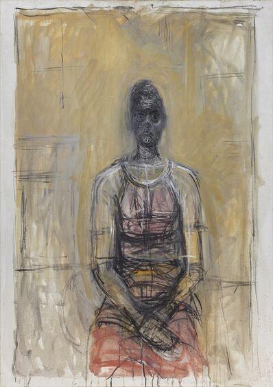 Alberto Giacometti, 'Caroline in a Red Dress (Caroline avec une robe rouge)', 1964-1965