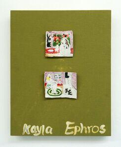 Kayla Ephros, 'Room Song', 2018