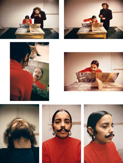 Ana Mendieta, 'Untitled (Facial Hair Transplants)', 1972 /1997
