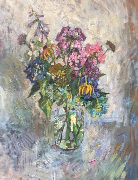 Ben Fenske, 'Ball Jar Bouquet', 2017