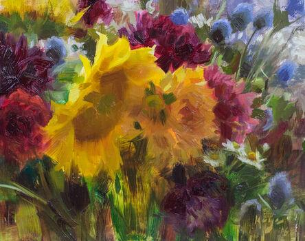 Daniel Keys, 'Mixed Flowers'