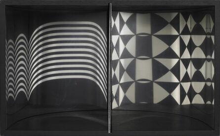 Julio Le Parc, 'Bois Miroir', 1965