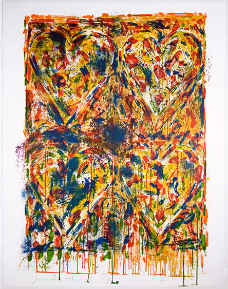 Jim Dine, 'Seven Color Pass Dream', 2006