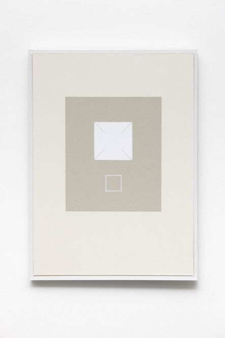 Kristján Gudmundsson, 'Cause and consequence no. 4', 1974