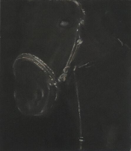 Eglė Ulčickaitė, 'BLACK ONE', 2017
