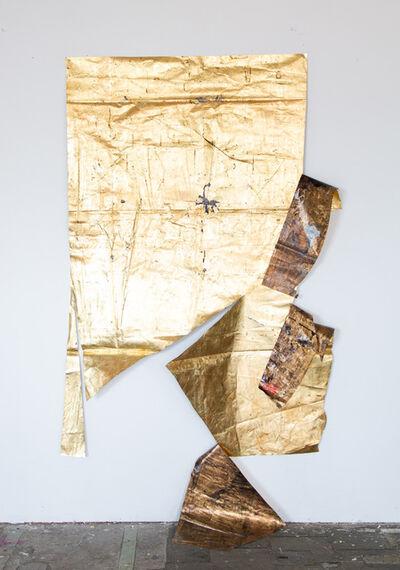 Myriam Holme, 'Aluminum, plastic, metal, lacquer, rivets', 2021
