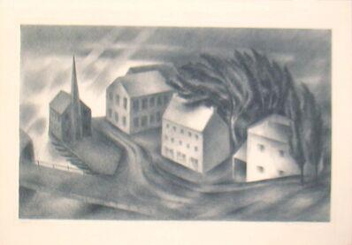 Albert Heckman, 'Wind and Rain', 1938