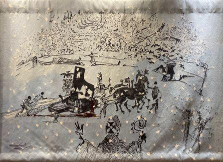 Salvador Dalí, 'Piano Under The Snow - Sous La Neige ', 1973