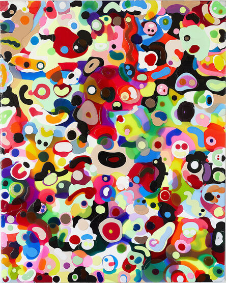 Ray Geary, 'Happy Face Summertime II', 2018