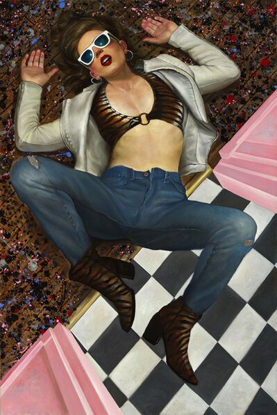 Bruno Surdo, 'Immersion of Art', 2020
