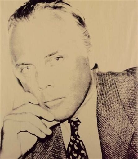 Andy Warhol, 'Giorgio Armani', ca. 1978