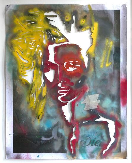 Luc Waring, 'Coke Diet Stencil', 2014