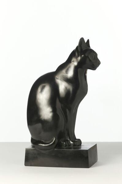 Charles Artus, 'Cat', 1950