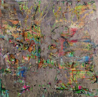 Martin Gremse, 'Silver Zinc Daffodil', 2016