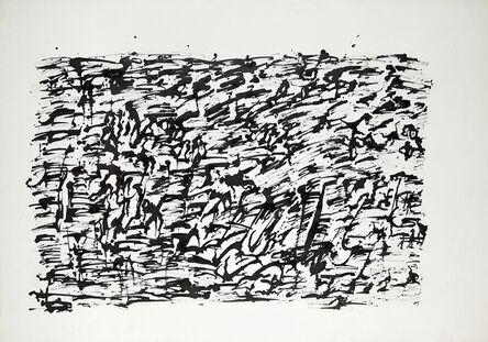 Henri Michaux, 'Sans titre', ca. 1965