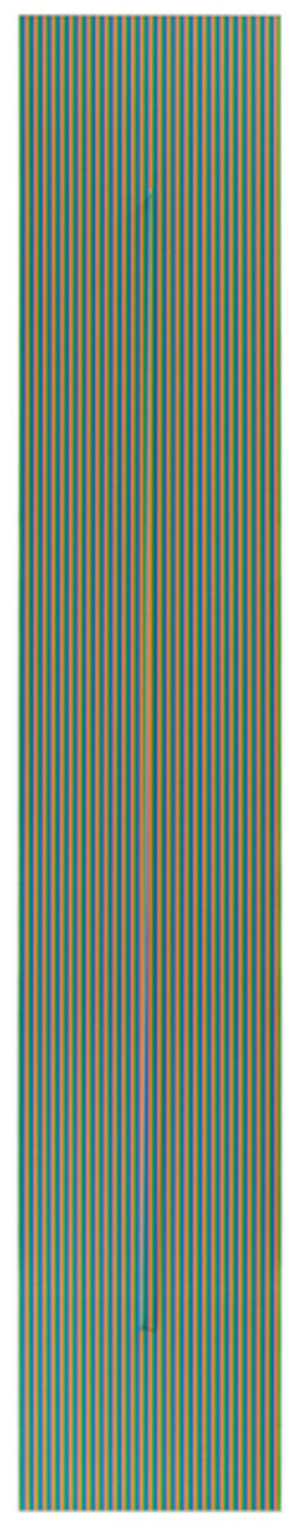 Carlos Cruz-Diez, 'Color Al Espacio Panam 2', 2010