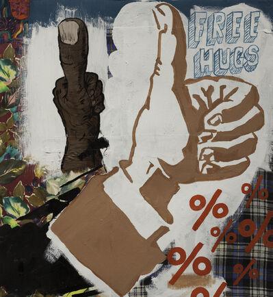 Michael Miller, 'Black and Tan', 2010