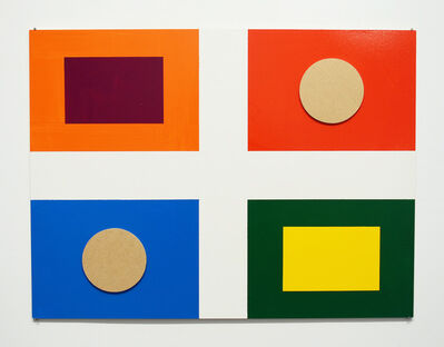 John Nixon, 'Flag II', 2008-2013