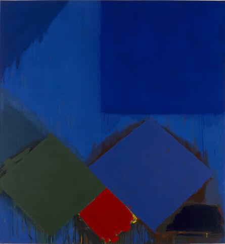 John Hoyland, 'Advance Town 29.3.80', 1980