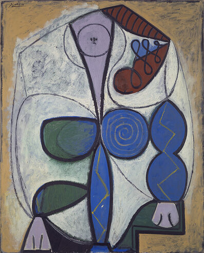 Pablo Picasso, 'Femme Assise', 1947