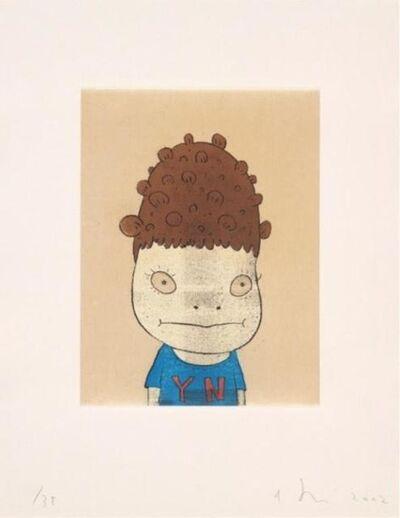 Yoshitomo Nara, 'Self Portrait', 2002