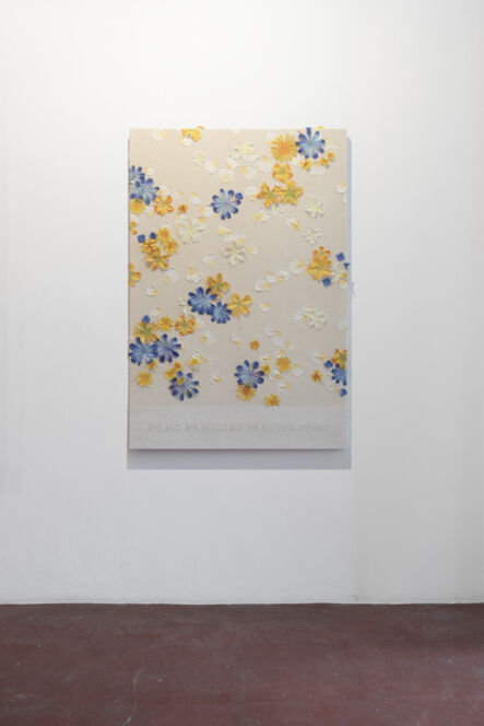 João Pedro Vale, 'She Said She Woul Buy The Flowers Herself', 2018
