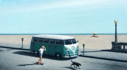 Michael Chapman, 'Breezing', 2015