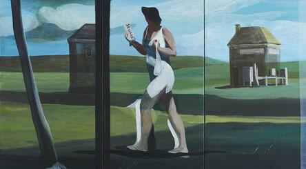 Marc Desgrandchamps, 'Untitled', 2017
