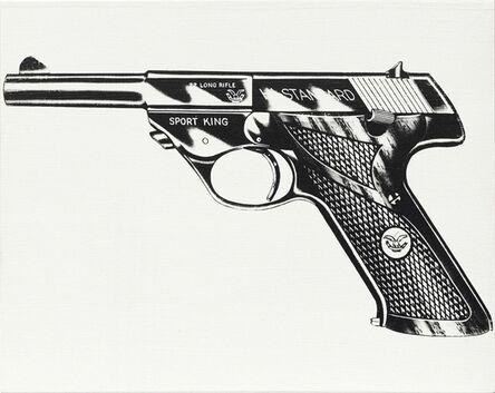 Andy Warhol, 'Gun'