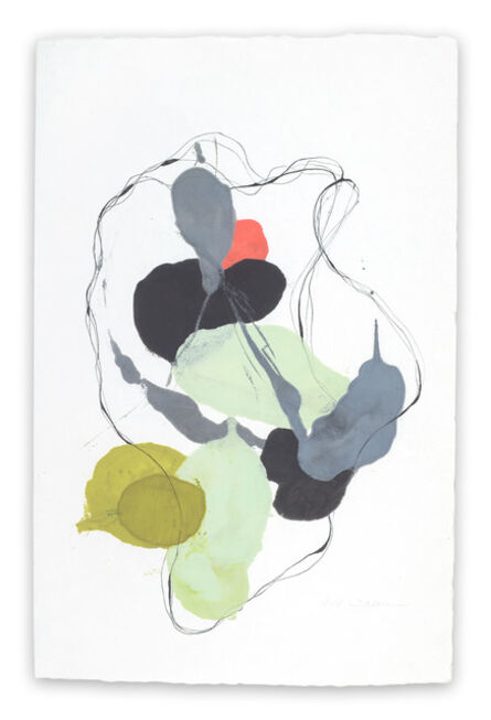 Tracey Adams, '0218-10 (Abstract painting)', 2018