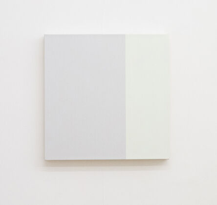 Marcia Hafif, 'Pale Painting ', 2007