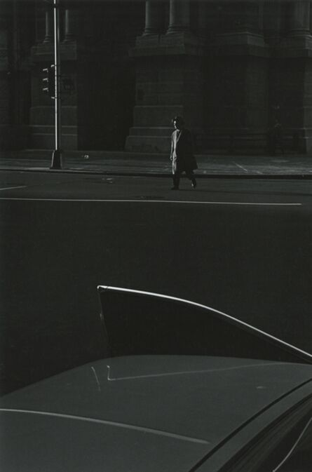 Ray K. Metzker, '64 CT-17, Philadelphia', 1964