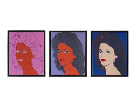 Andy Warhol, 'Jane Fonda', 1982