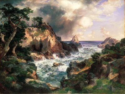 Thomas Moran, 'Point Lobos, Monterey, California', 1912