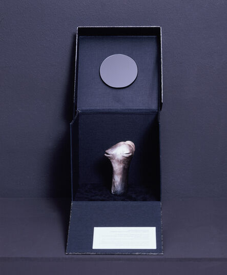 Mathilde ter Heijne, 'Experimental Archeology: Head of Goddess', 2006