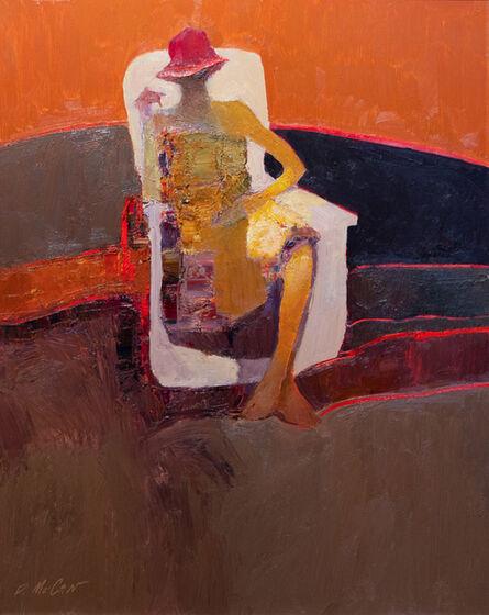 Dan McCaw, 'Seated Figure', ca. 2019