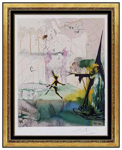 Salvador Dalí, 'Damis Dilemma', 1969