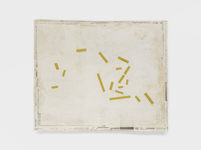 Mark Manders, 'Composition with Yellow', 2005-19