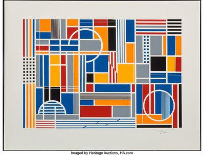 Gisela Beker, 'Labyrinth', c. 1979