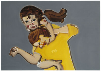 Mari Sunna, 'Pieta', 2003
