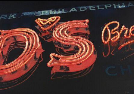 Denis Ryan, 'Philadelphia Neon, New York'