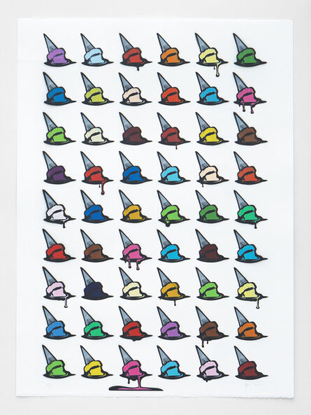 Joe Iurato, 'Drippin' Dots (10)', 2020