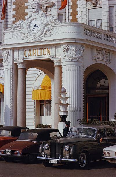 Slim Aarons, 'Carlton Hotel', 1963