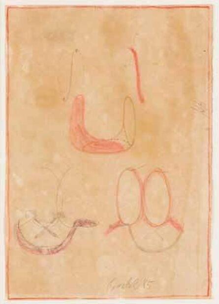 Rosemarie Trockel, 'Untitled', 1985