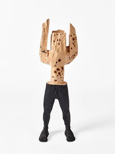 Clive van den Berg, 'Figure in Disguise I', 2016