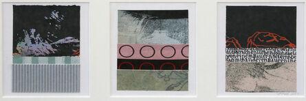 Nancy Boyd, 'Untitled Collage #53 + 54 + 81'
